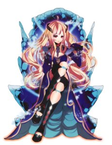 Rating: Safe Score: 26 Tags: kaku-san-sei_million_arthur manyako User: Radioactive