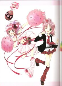 Rating: Safe Score: 5 Tags: amulet_heart binding_discoloration hinamori_amu peach-pit ran seifuku shugo_chara User: noirblack
