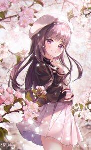 Rating: Safe Score: 19 Tags: 364 card_captor_sakura daidouji_tomoyo seifuku skirt_lift sweater tagme User: BattlequeenYume
