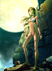 Rating: Safe Score: 20 Tags: ariontang bodysuit makinami_mari_illustrious megane neon_genesis_evangelion User: Radioactive