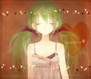 Rating: Safe Score: 12 Tags: hatsune_miku mita valentine vocaloid User: Radioactive