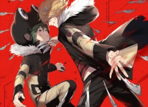 Rating: Safe Score: 7 Tags: belphegor ekita_xuan fran katekyo_hitman_reborn! male weapon User: charunetra
