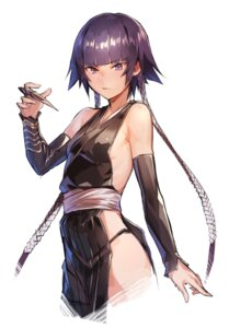 Rating: Questionable Score: 66 Tags: bleach dio_uryyy japanese_clothes no_bra sui-feng weapon User: saemonnokami