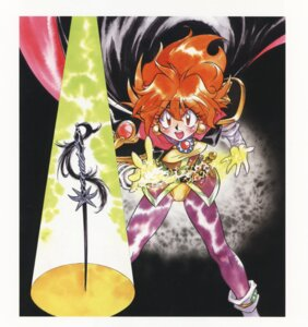 Rating: Safe Score: 3 Tags: lina_inverse slayers User: minakomel