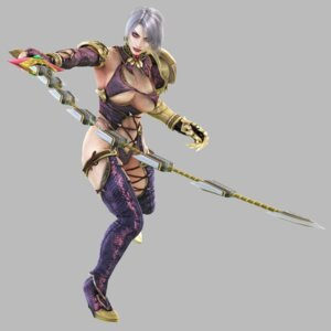 Rating: Questionable Score: 14 Tags: armor bandai_namco bikini_armor cg cleavage ivy_valentine leotard soul_calibur soul_calibur:_broken_destiny stockings sword thighhighs underboob weapon User: Yokaiou