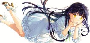 Rating: Safe Score: 33 Tags: dress heels kotori_(gokigen_iori) User: BattlequeenYume