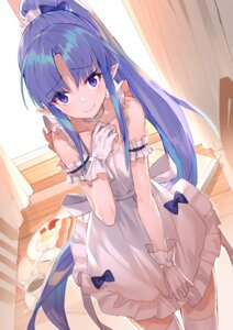Rating: Safe Score: 111 Tags: aida_(chinhung0612) breast_hold fate/grand_order medea_lily pointy_ears thighhighs User: Mr_GT