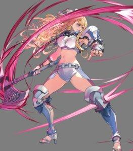 Rating: Questionable Score: 3 Tags: armor bikini_armor charlotte_(fire_emblem) cleavage fire_emblem fire_emblem_if heels nintendo weapon yoshihisa User: fly24