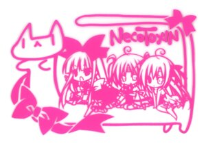 Rating: Safe Score: 9 Tags: 13 alice_(13) amene chibi inugami_kira mitsuki_(13) necotoxin User: WtfCakes