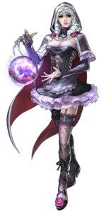 Rating: Safe Score: 31 Tags: cleavage dress soul_calibur soul_calibur_v stockings thighhighs viola_(soul_calibur) User: charunetra