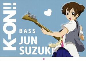 Rating: Safe Score: 19 Tags: guitar k-on! suzuki_jun User: animeprincess