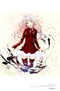 Rating: Safe Score: 38 Tags: color_issue redjuice thighhighs User: Radioactive