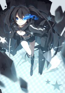 Rating: Safe Score: 34 Tags: black_rock_shooter black_rock_shooter_(character) hijiri_(resetter) vocaloid User: fireattack