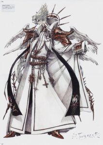 Rating: Safe Score: 5 Tags: armor cain_nightroad male thores_shibamoto trinity_blood wings User: Radioactive