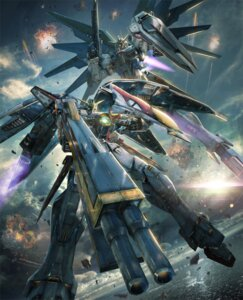 Rating: Safe Score: 44 Tags: crossover gundam mecha tagme User: NotRadioactiveHonest