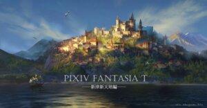 Rating: Safe Score: 34 Tags: landscape lost_elle pixiv_fantasia pixiv_fantasia_t User: Noodoll