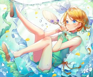 Rating: Safe Score: 13 Tags: asian_clothes ion_(on01e) kagamine_rin vocaloid User: Mr_GT
