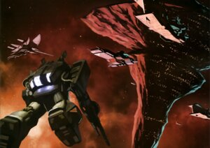 Rating: Safe Score: 6 Tags: gun gundam hi_zack landscape mecha weapon zeta_gundam User: drop