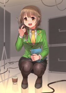 Rating: Safe Score: 27 Tags: kamille_(vcx68) pantyhose senkawa_chihiro the_idolm@ster the_idolm@ster_cinderella_girls User: Mr_GT