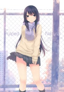 Rating: Safe Score: 88 Tags: coffee-kizoku seifuku shiramine_rika sweater User: Twinsenzw