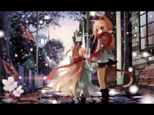 Rating: Safe Score: 19 Tags: animal_ears i.s.w nekomimi shino_(eefy) wallpaper User: hirotn