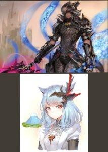 Rating: Questionable Score: 7 Tags: final_fantasy final_fantasy_xiv momoko_(momopoco) sashimi_necoya tagme User: kiyoe