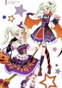 Rating: Questionable Score: 3 Tags: aikatsu! dress halloween heels tagme tattoo User: Radioactive