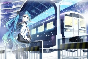 Rating: Safe Score: 57 Tags: hatsune_miku siji_(szh5522) vocaloid User: Mr_GT