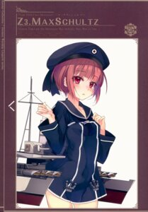 Rating: Safe Score: 20 Tags: kantai_collection seifuku shirokitsune z3_max_schultz_(kancolle) User: kiyoe
