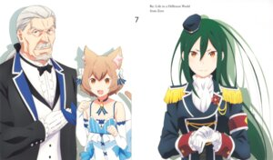 Rating: Safe Score: 24 Tags: animal_ears crusch_karsten ferris_(re_zero) re_zero_kara_hajimeru_isekai_seikatsu sakai_kyuuta tail trap uniform wilhelm_(re_zero) User: xiaowufeixia