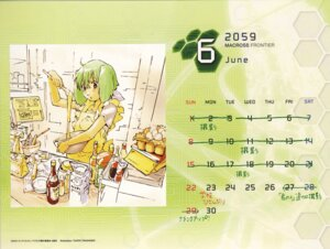 Rating: Safe Score: 3 Tags: calendar macross macross_frontier ranka_lee screening takahashi_yuuichi User: hirotn