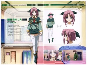 Rating: Safe Score: 11 Tags: character_design morisaki_nao profile_page soul_link thighhighs uniform User: acas