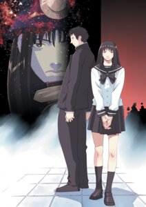 Rating: Safe Score: 1 Tags: boogiepop_phantom User: Radioactive