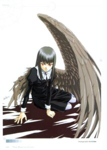 Rating: Safe Score: 7 Tags: horibe_hiderou wings User: Radioactive