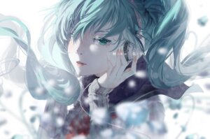 Rating: Safe Score: 29 Tags: cici hatsune_miku headphones seifuku vocaloid User: Radioactive