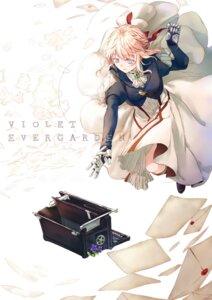 Rating: Safe Score: 12 Tags: dress mecha_musume saijou_haruki violet_evergarden violet_evergarden_(character) User: kiyoe