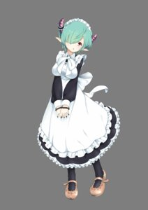 Rating: Safe Score: 11 Tags: horns maid pointy_ears tagme transparent_png User: saemonnokami