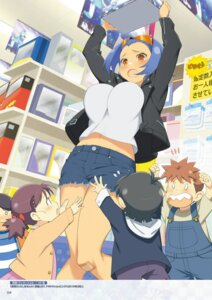 Rating: Questionable Score: 7 Tags: digital_version hisui_(senran_kagura) senran_kagura senran_kagura:_new_wave User: luseple2