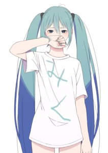 Rating: Safe Score: 20 Tags: hatsune_miku tagme vocaloid User: saemonnokami