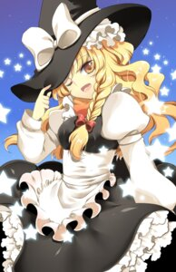 Rating: Safe Score: 16 Tags: dress jeminl kirisame_marisa touhou witch User: charunetra