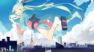 Rating: Questionable Score: 27 Tags: ass hatsune_miku ryuutsuki_basetsu vocaloid yukata User: Brufh