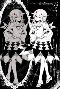 Rating: Safe Score: 13 Tags: horns kijin_seija sheya touhou User: Mr_GT