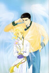Rating: Safe Score: 1 Tags: clamp kohaku_(wish) kudou_shuuichirou wish User: Share