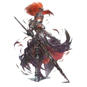 Rating: Safe Score: 45 Tags: armor corinne heels weapon yoru_no_nai_kuni yoshiku User: Radioactive