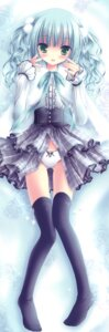 Rating: Questionable Score: 55 Tags: dakimakura fixed lolita_fashion pantsu stockings thighhighs tinkerbell tinkle User: Drich007