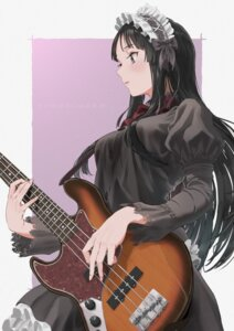 Rating: Safe Score: 18 Tags: akiyama_mio guitar hasisisissy k-on! lolita_fashion User: Dreista