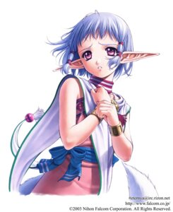 Rating: Safe Score: 10 Tags: dress elf isha pointy_ears taue_shunsuke ys ys_vi User: Radioactive
