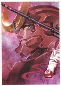 Rating: Safe Score: 4 Tags: mecha tengen_toppa_gurren_lagann yamashita_shunya User: Radioactive