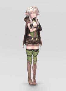 Rating: Safe Score: 15 Tags: egk513 elf goblin_slayer heels high_elf_archer pointy_ears thighhighs User: Spidey