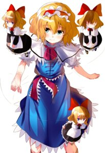 Rating: Safe Score: 17 Tags: alice_margatroid shanghai touhou zuwatake User: nphuongsun93